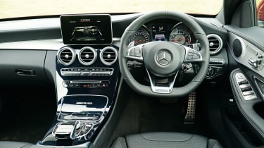 Mercedes-AMG C 63 Estate - interior