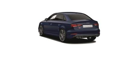 Audi A3 Black Edition Rear