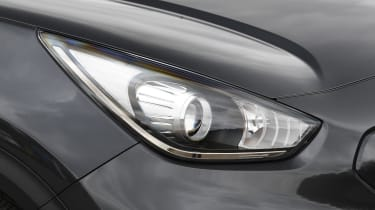 Kia e-Niro headlight