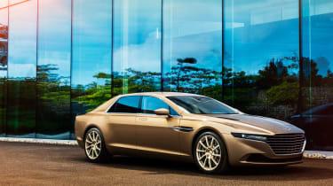 Aston Martin Lagonda Taraf Gets 696 000 Price Tag Auto Express