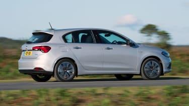 Fiat Tipo - rear/side