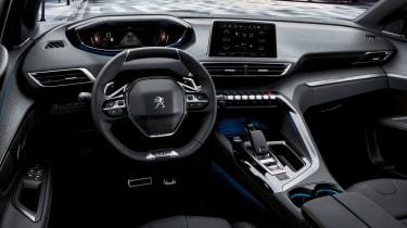 New Peugeot 5008 2016 - interior