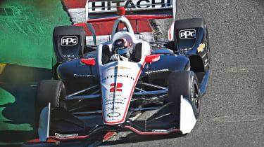 Penske Indycar - motorsport review 2019