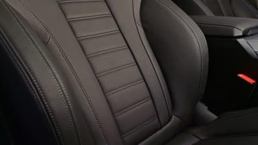 BMW 3 Series - studio seat
