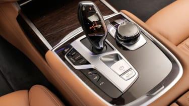 BMW 7 Series facelift - transmission