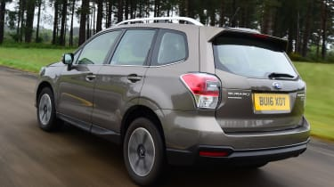 Subaru Forester - rear