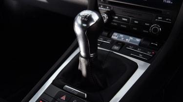 Porsche 718 Cayman - transmission