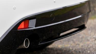 Mazda 3 Sport Black splitter