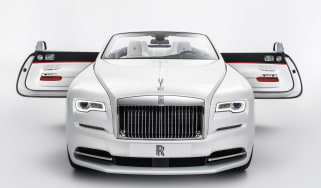 Rolls-Royce Dawn Inspired by Fashion - front