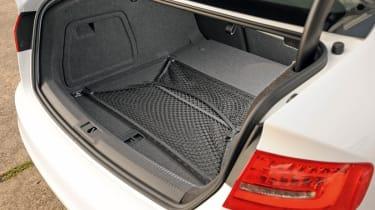 Audi A4 2.0 TDI S line boot