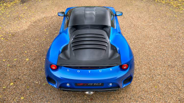 Lotus Evora GT410 Sport - rear