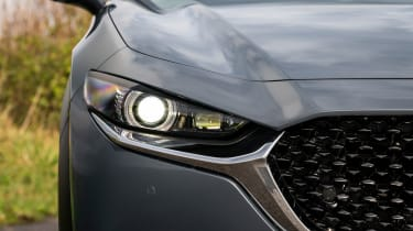 Mazda CX-30 - headlight