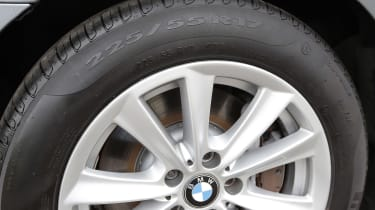 Used BMW 5 Series - tyre