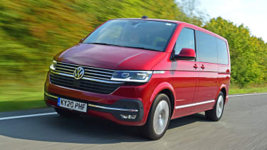 Best cars with sliding doors - Caravelle