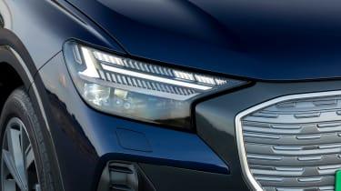 Audi Q4 e-tron Sportback - headlight