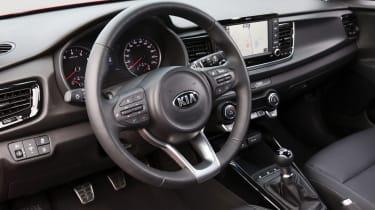 New Kia Rio - official interior 2