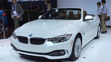 BMW 4 Series Convertible at LA