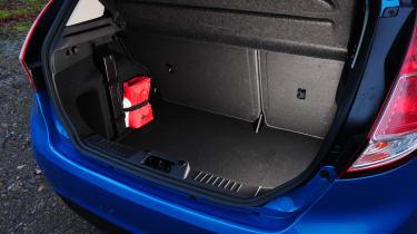 Ford Fiesta boot