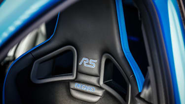 Ford Focus RS Edition - seat
