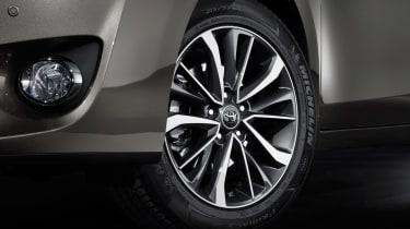 Toyota Verso 2016 - European model wheels