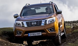 Nissan Navara First UK drive - header