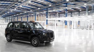 London Taxi Company - taxi