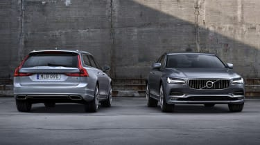 Volvo V90 Volvo S90 Polestar Performance Package