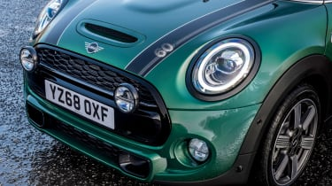 MINI Cooper S 60 Years Edition - front detail