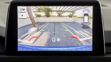 Ford Focus Estate - reversing camera