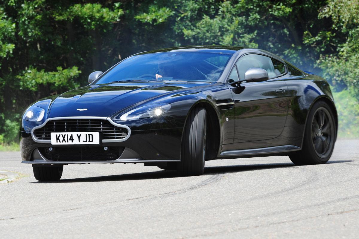 Aston Martin V8 Vantage Review Auto Express