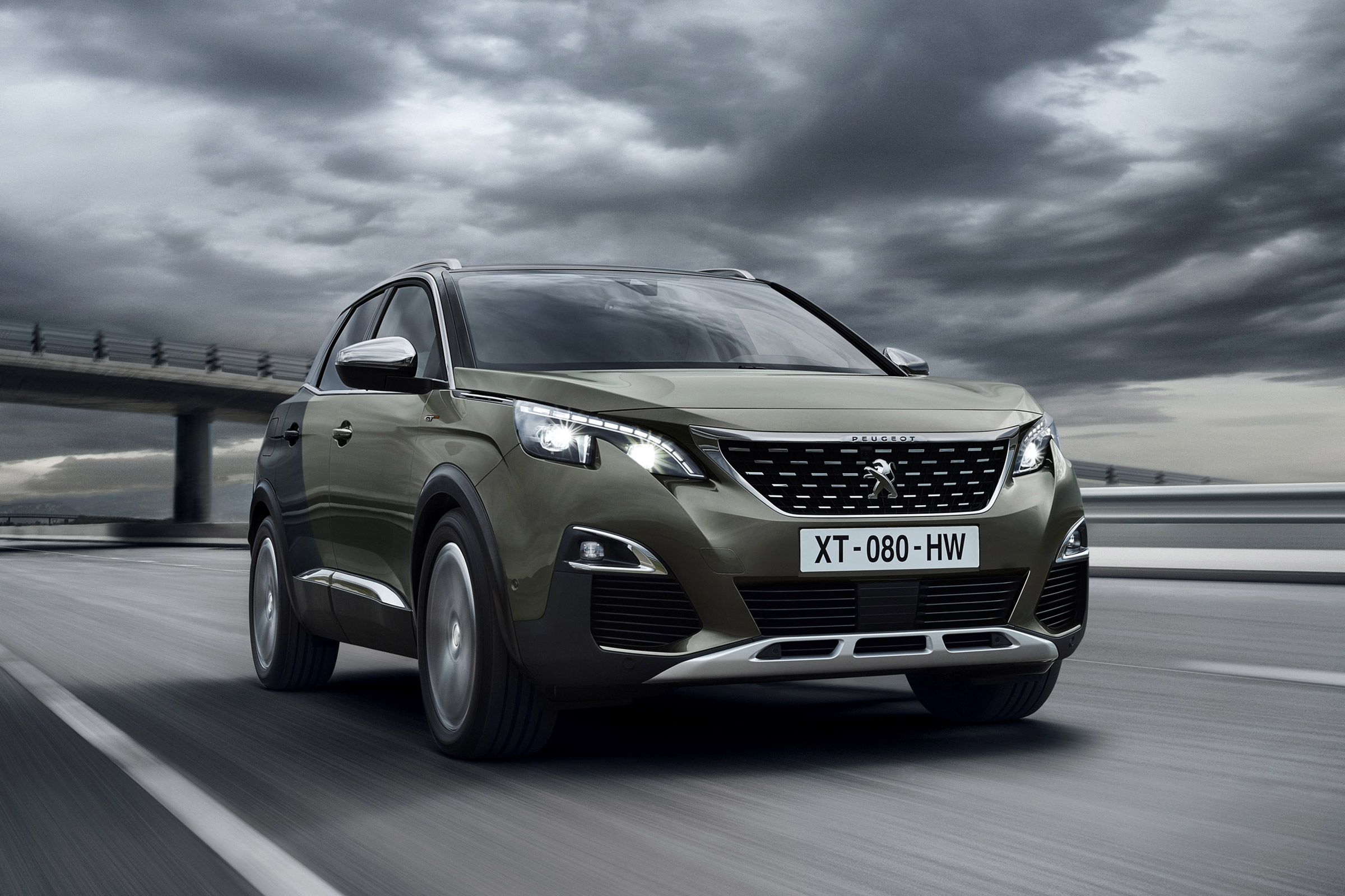 Quick Peugeot 3008 Gti Suv On The Cards Auto Express