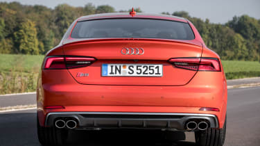 Audi S5 Sportback - full rear