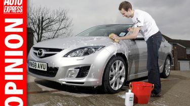 Car wash OPINION