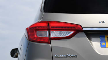 SsangYong Rexton - rear light