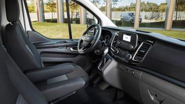 Ford Transit Custom PHEV - cabin