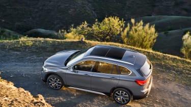 BMW X1 - above