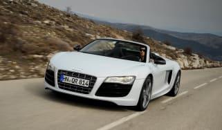 Audi R8 Spyder R Tronic