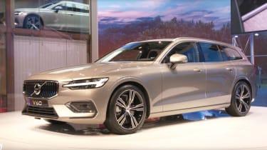 Volvo V60 geneva 2018