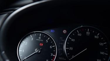 Mazda 3 long term - dials