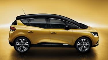 Renault Scenic - side studio