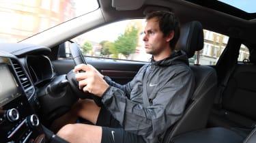 Renault Koleos - Driving