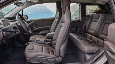 BMW i3S - seats