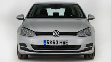 Volkswagen Golf Mk7 (used) - full front