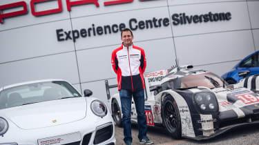 Porsche 911 British Legends Edition Nick Tandy