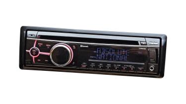 Car stereo reviews - Clarion CZ505E