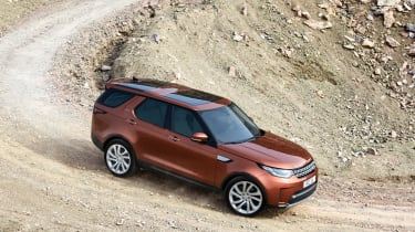Land Rover Discovery 2017 - official off road 2