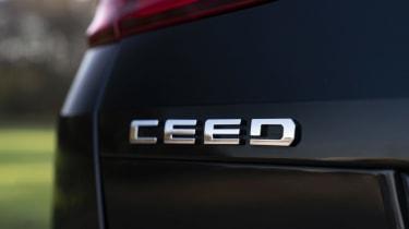 Kia Ceed Sportswgaon - Ceed badge
