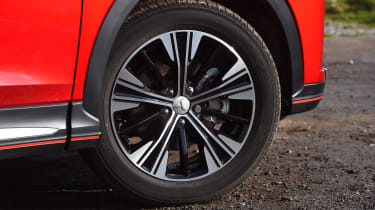 Mitsubishi Eclipse Cross First Edition - wheel