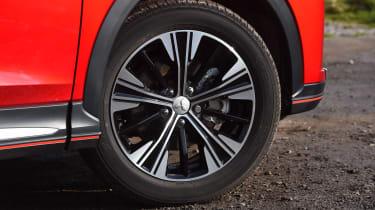 Mitsubishi Eclipse Cross First Edition - wheel