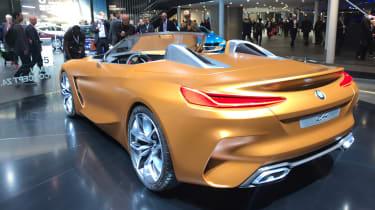 BMW Concept Z4 - Frankfurt rear